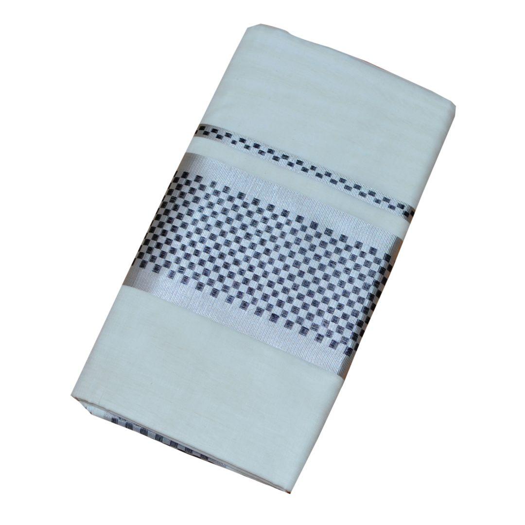 Kuthampully Handloom Tissue Saree