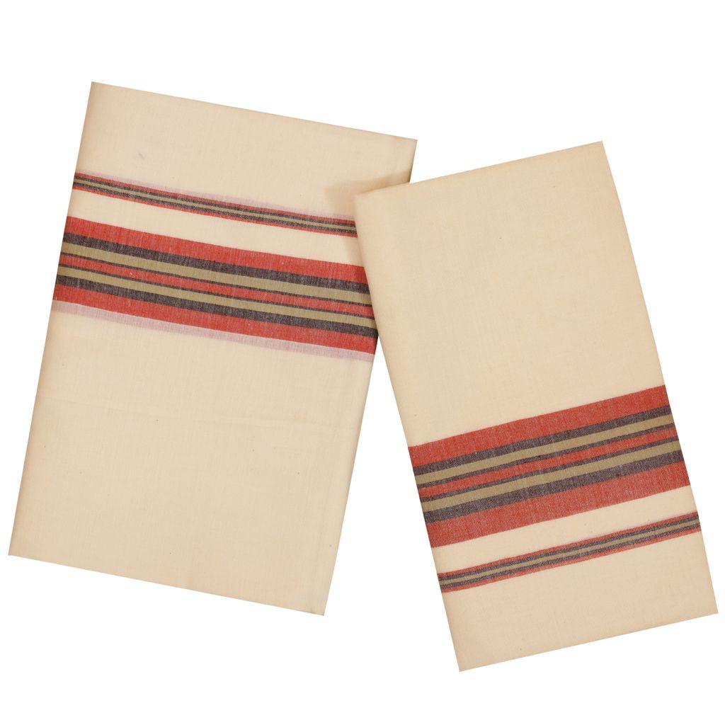 Traditional Mulloth Set Mundu
